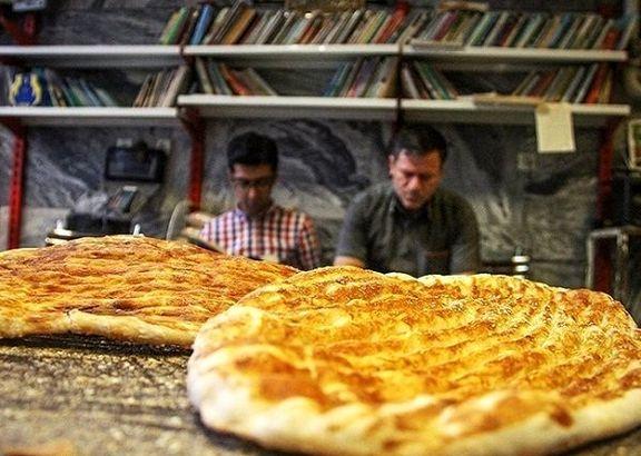 نانوایان تسهیلات 15میلیون تومانی میگیرند