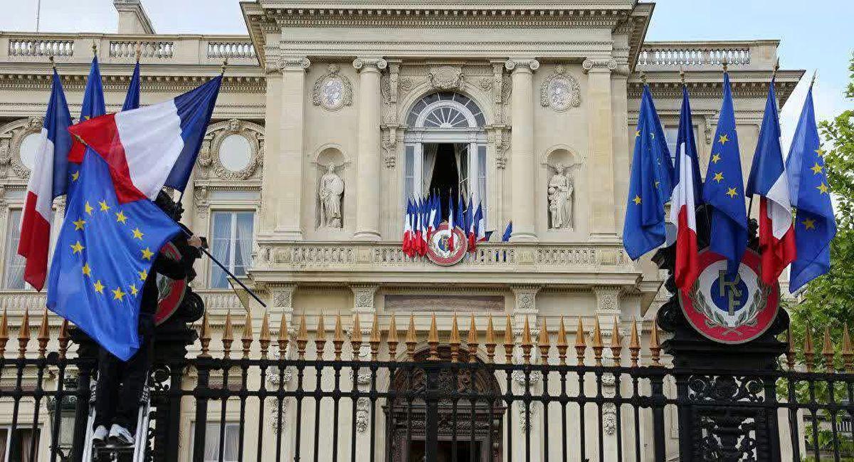 واکنش پاریس به ترور شهید فخریزاده