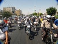 امتناع موتورسیکلتها از مراجعه به مراکز معاینه فنی