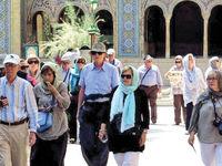 تهران میزبان ۱.۶ میلیون گردشگر خارجی