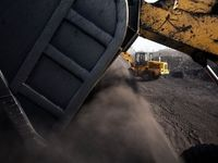 دومین رکورد تولید زغالسنگ در جهان به هند رسید