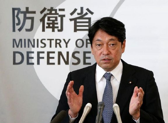 وزیر دفاع ژاپن: وضعیت سوریه نگران کننده است