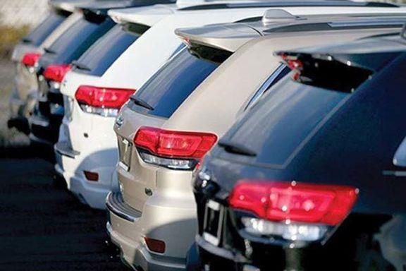 ۸۰۰۰ دستگاه؛ خودروهای ترخیص شده از گمرکات