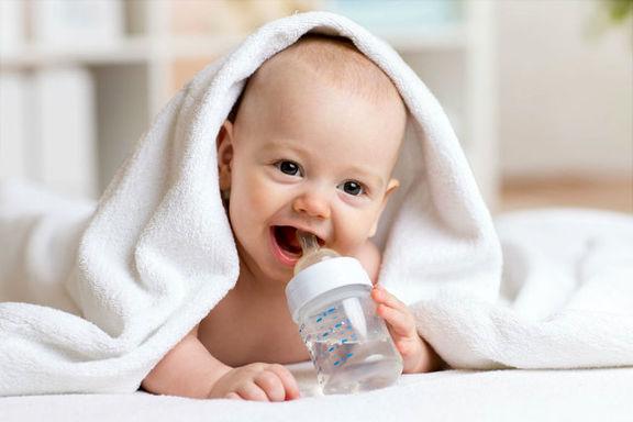 شیرخشکهای آلوده فرانسوی کودکان جهان را تهدید میکند