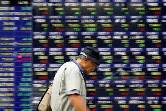 وحشت سهام آسیایی از رکود اقتصادی جهان