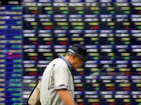 افت اندک سهام آسیایی