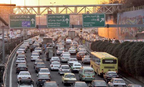 گره ترافیک پایتخت کورتر میشود!