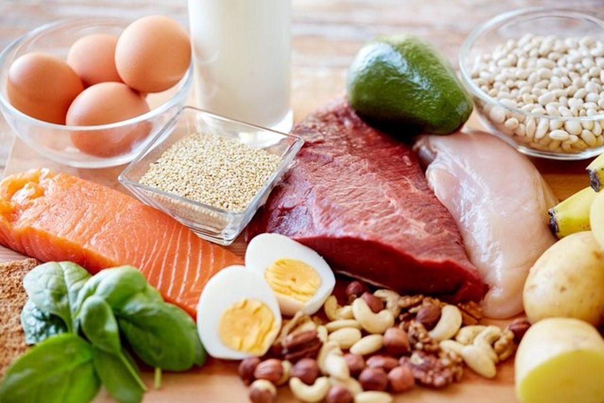 نقش پروتئین در ورزش های استقامتی