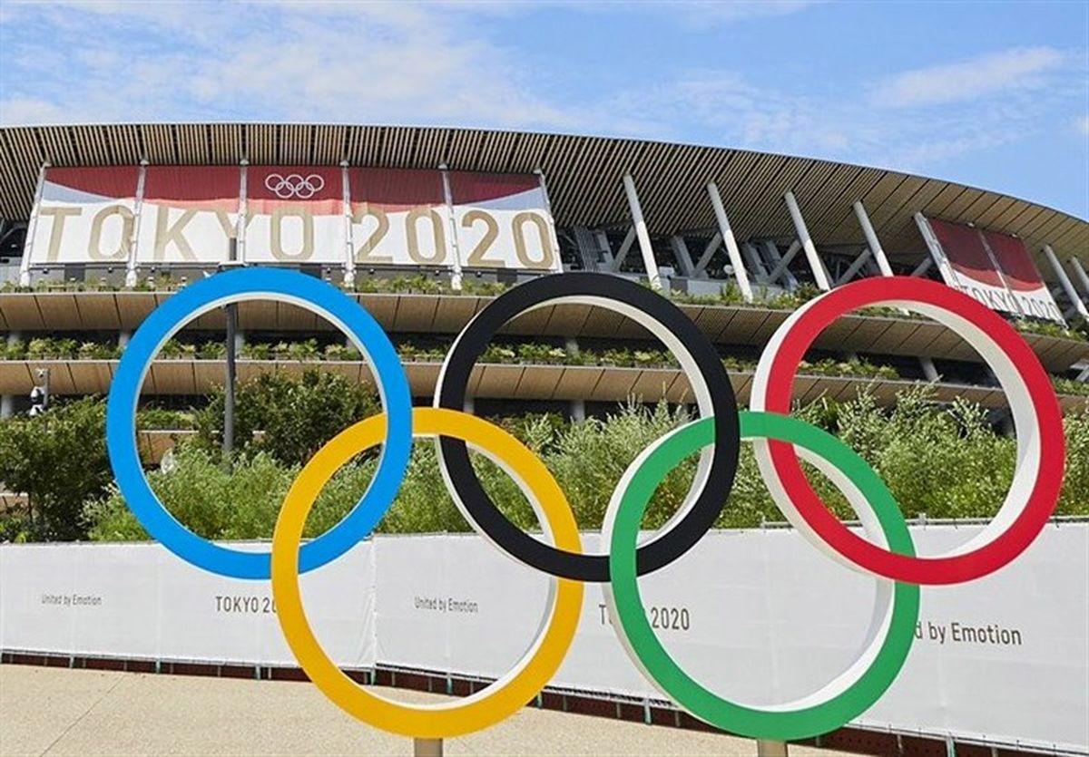 برنامه مسابقات نمایندگان ایران در هفتمین روز رقابت های المپیک۲۰۲۰