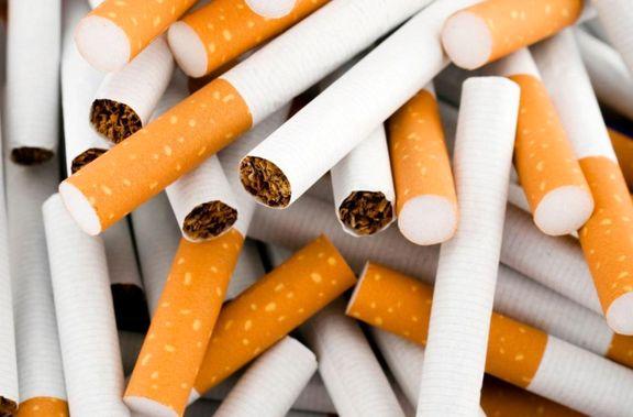 دخانیات در اسفند پارسال ۱۶درصد گران شد