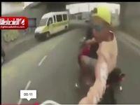 پلیسی که زورگیران را غافلگیر کرد +فیلم