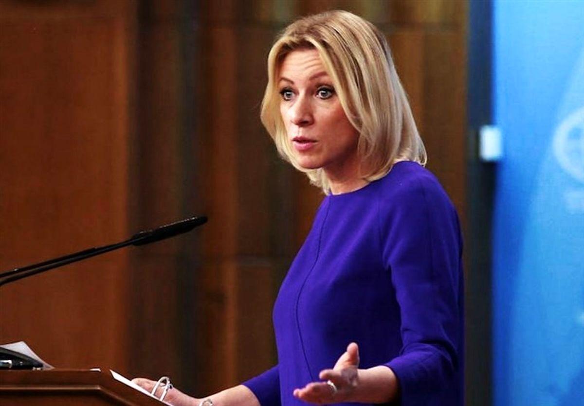 روسیه تحریم های آمریکا را ناشی از نبود اراده سیاسی می داند