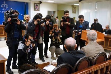 در دادگاه متهمان بانک سرمایه چه خبر است؟ +تصاویر