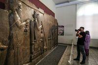 موزه های تهران باز شد