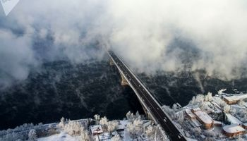 زمستان از زاویهای متفاوت +تصاویر