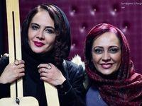 جدیدترین تصویر از خواهران بازیگر با دو فامیلی متفاوت