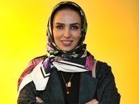 گریم متفاوت سوگل طهماسبی در سریال نجلا +عکس