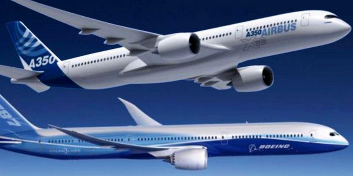 ورود هواپیماهای جدید به ایران متوقف نخواهد شد