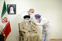 رهبر معظم انقلاب نوبت اول واکسن ایرانی کرونا را دریافت کردند + فیلم