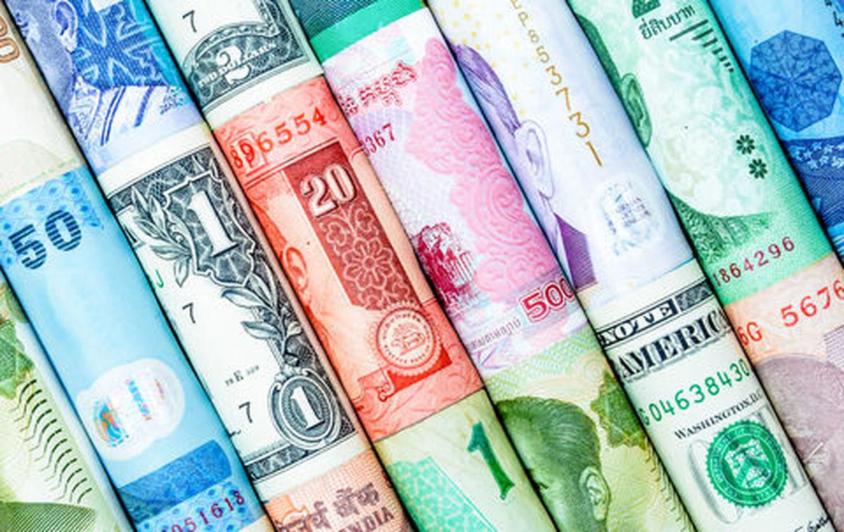 نرخ ۲۳ ارز افزایش یافت