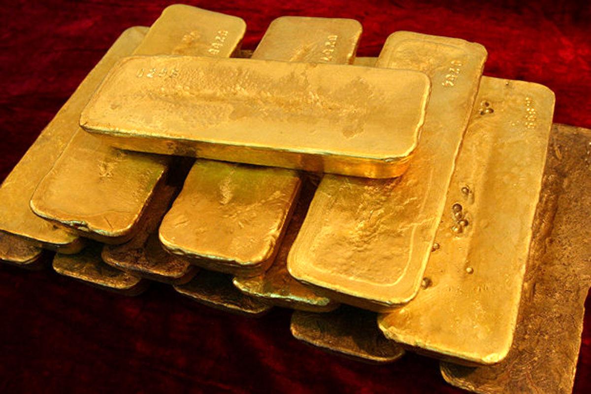 هر اونس فلز زرد ۱۲۲۵ دلار شد
