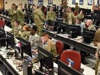تغییر مرکز فرماندهی مشترک عملیاتهای هوایی آمریکا از قطر به کارولینا