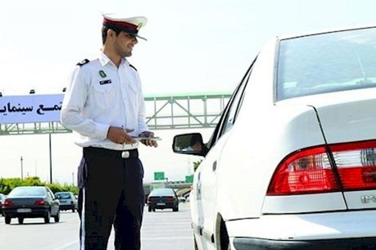 ۵هزار خودرو جریمه کرونایی شدند