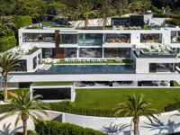 نگاهی به قیمت لوکسترین خانههای آمریکا