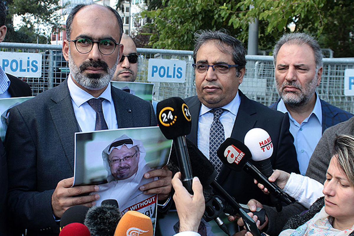 خاشقچی با برنامه ریزی قبلی آل سعود به قتل رسید
