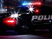 ماشین پلیس هیبریدی فورد +عکس