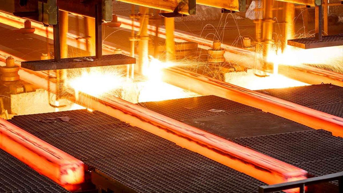 برنامه پیشنهادی زنجیره فولاد در شرایط اضطراری کمبود برق