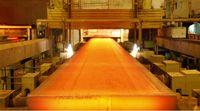 ثبت رکورد تولید در ناحیه فولادسازی و ریخته گری مداوم