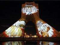 نورپردازی سه بعدی در کشورهای مختلف با موضوع کرونا +تصاویر