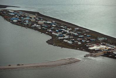 تغییرات آبوهوایی در آلاسکا