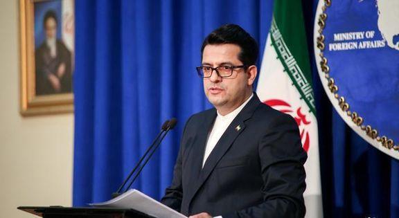 موسوی: از تعامل با کشورهای همسایه برای تأمین امنیت منطقه استقبال میکنیم