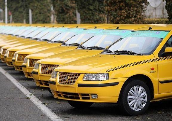 تا اعلام رسمی افزایش نرخ کرایه تاکسی ممنوع است