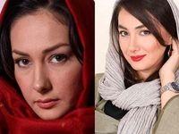 سلبریتیهای ایرانی در چالش عکس ۱۰ سال قبل +عکس