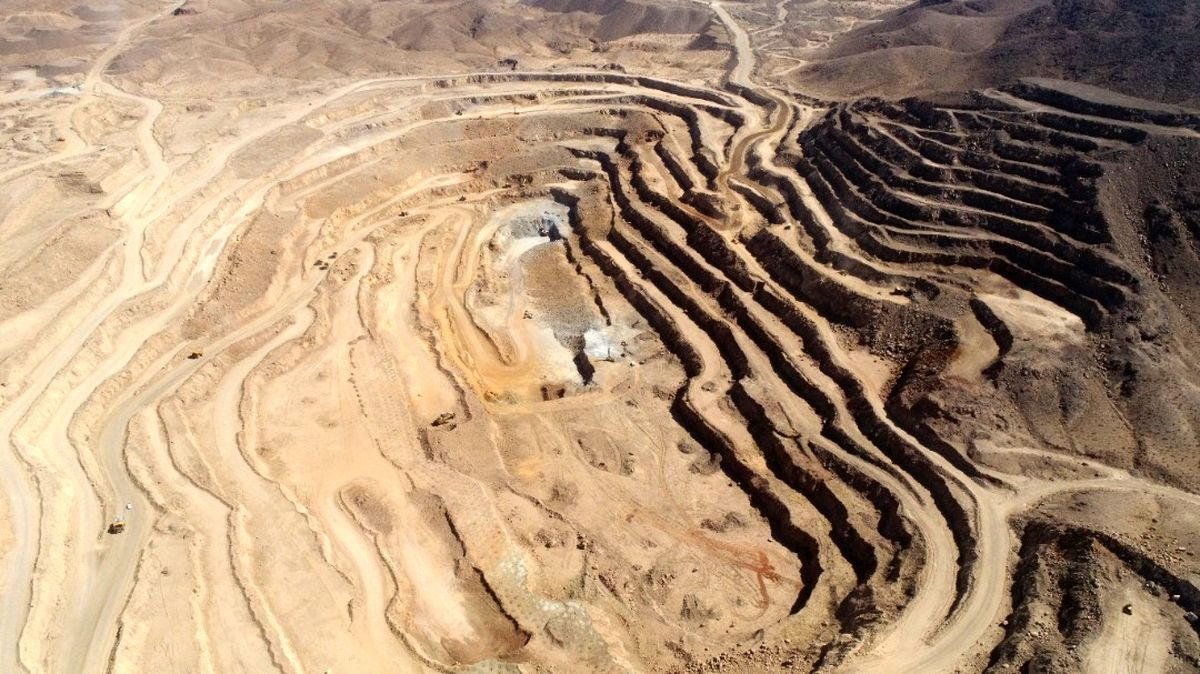امکان توسعه فناوری و اکتشافات عمیق معدنی با همکاری چینیها