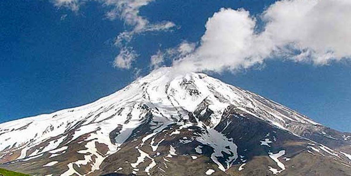 اسناد قله دماوند به نام منابع طبیعی صادر شد