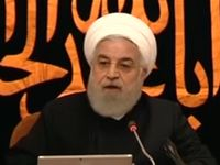روحانی: آمریکاییها باید بفهمند جنگ طلبی  به نفع آنها نیست +فیلم