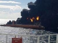 یک نفتکش دیگر در آبهای هنگ کنگ دچار سانحه شد