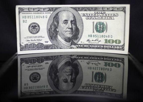 کاهش قیمت دلار در صرافی ملی