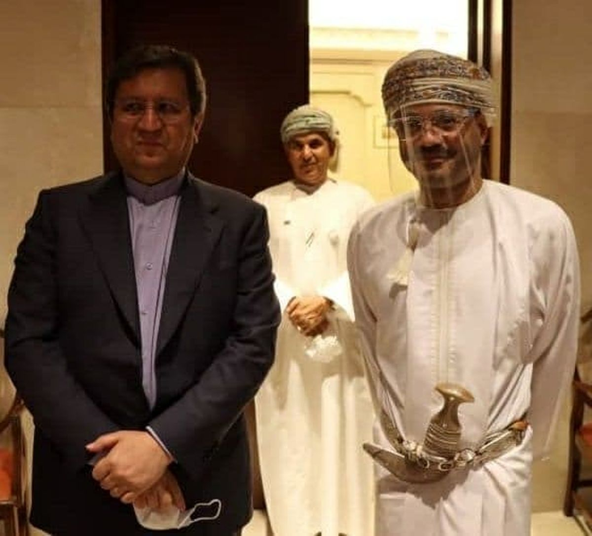 تأکید بر توسعه روابط بانکی بین ایران و عمان/ تمایل عمان برای گسترش همکاریهای اقتصادی