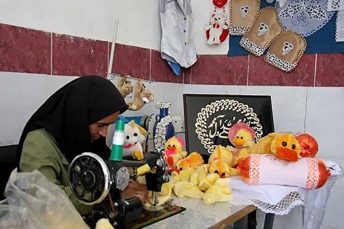 سهم ۷۵درصدی زنان از ۳میلیون شغل خانگی