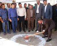 آغاز ساخت دو مدرسه در مناطق محروم کردستان با حمایت بانک ملی