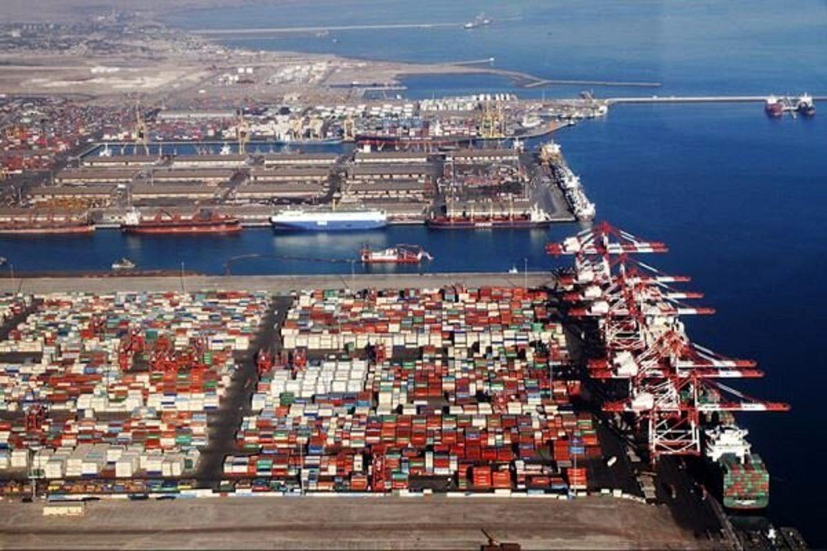 تجارت خارجی ایران به ۱۴میلیارد دلار رسید/ کاهش ۴۵درصدی صادرات