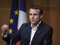 ماکرون: زرادخانه اتمی فرانسه عامل تحکیم امنیت اروپا است