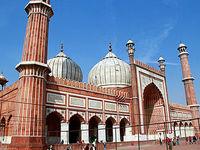مسجد جامع دهلی، مسجد تاریخی و زیبای هند  +عکس