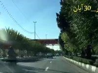 وضعیت اسلامشهر پس از اغتشاشات +فیلم