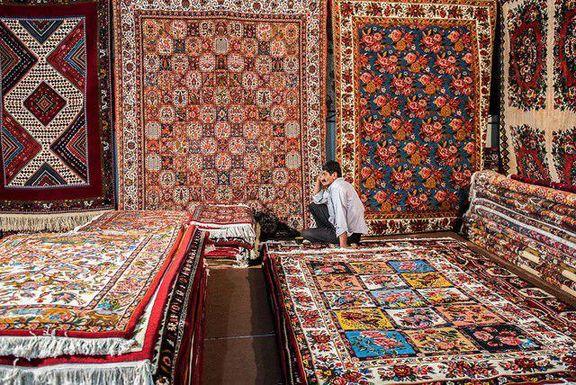 صادرات فرش دستباف قربانی تحریمها